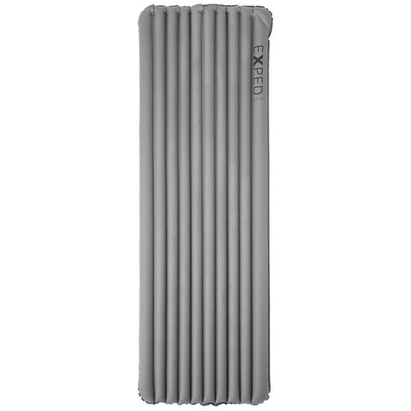 Grey sleeping pad