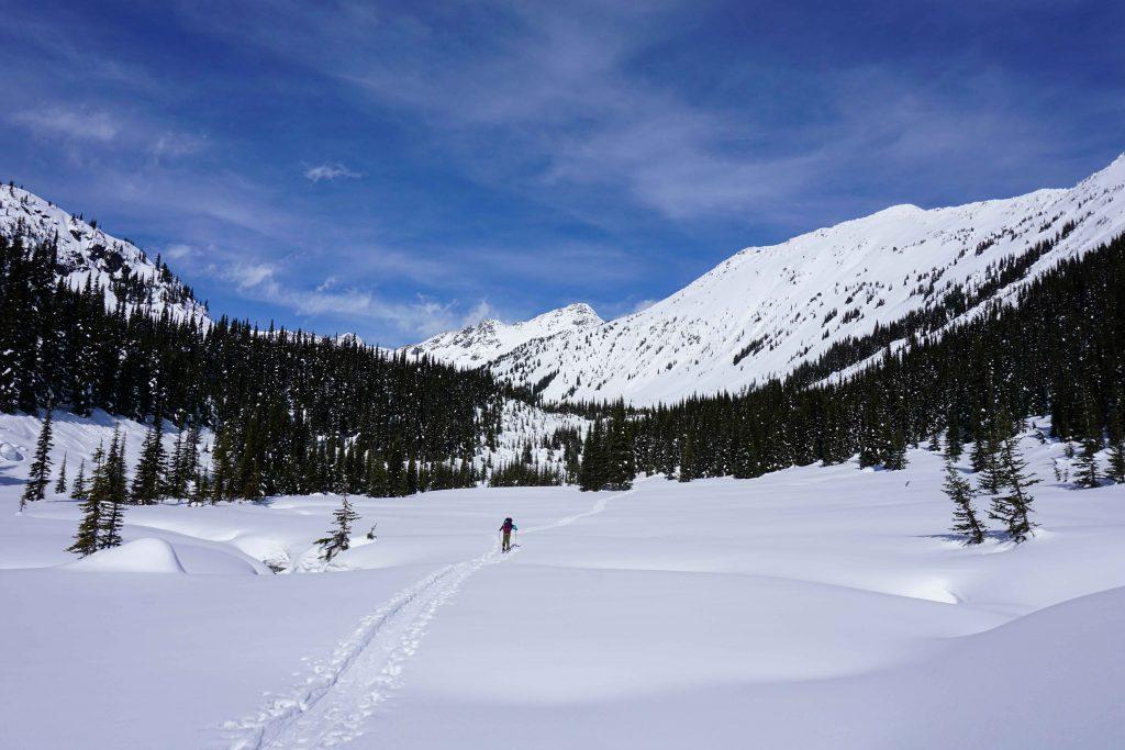 Marriott Basin Trail