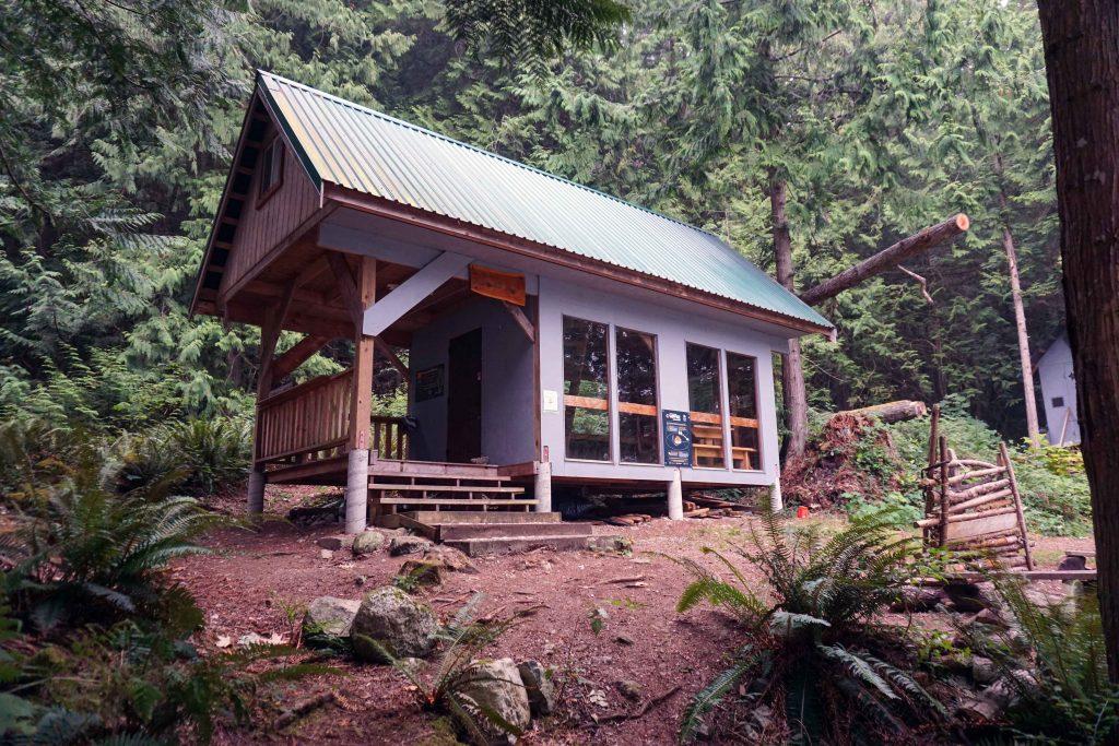Fairview Bay Hut